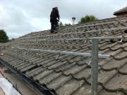 fitting solar panels 2