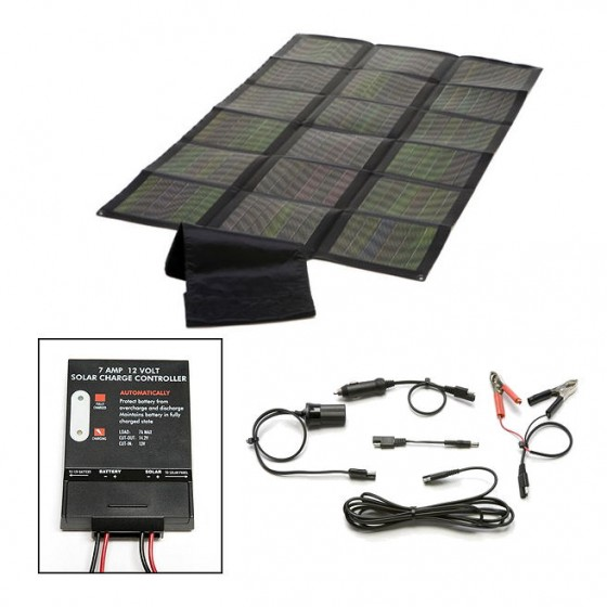 62w Portable Power Pack Select Solar The Solar