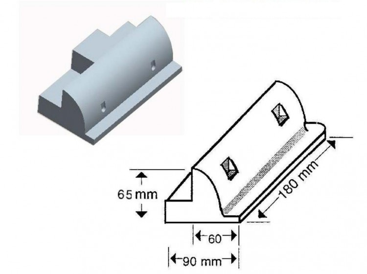 Solar Panel Adhesive Short Side Mount Select Solar The