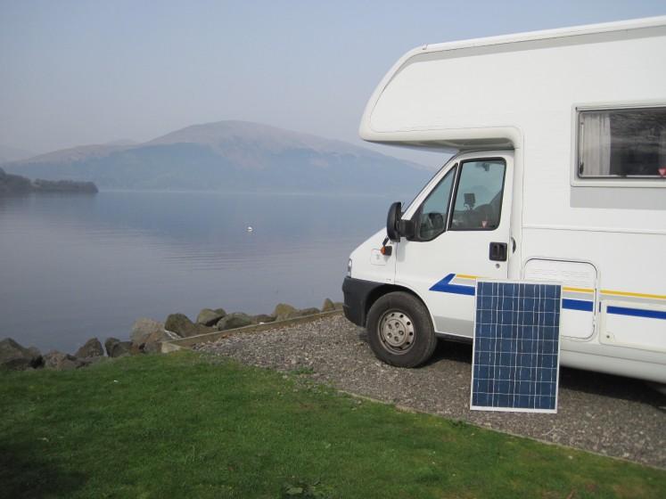 60w Panel Kit For Extended Touring In Caravans Caravan