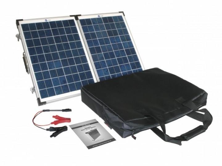 40wp Solar Fold Up Panel Select Solar The Solar