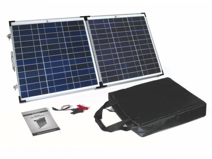 60w Fold Up Solar Panel Kit Select Solar The Solar