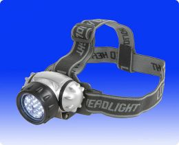 12 led head torch