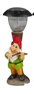 798271 Gnome playing fiddle