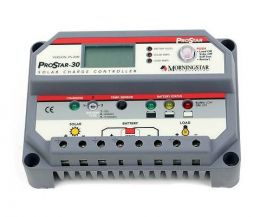 Prostar 30M solar charge regulator