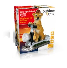 905334 golden bear on scooter boxed