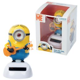 Collectable Licensed Minions Solar Pal - Stuart