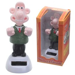 Collectable Licensed Solar Powered Pal - Wallace