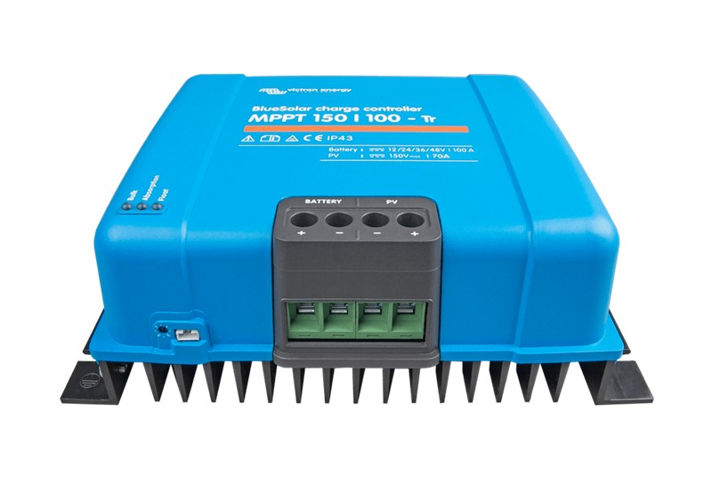 Bluesolar Mppt 150 60 Charge Controller With Terminals