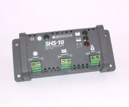 SHS 10A 12V Solar Panel Charge Regulator / Charger Controller