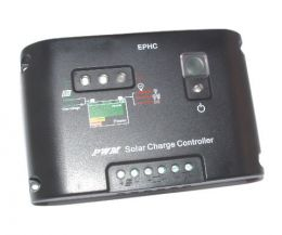 10A EPHC 12V Solar Charger Controller
