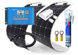 Renogy 320w Flex Panel Kit with Display