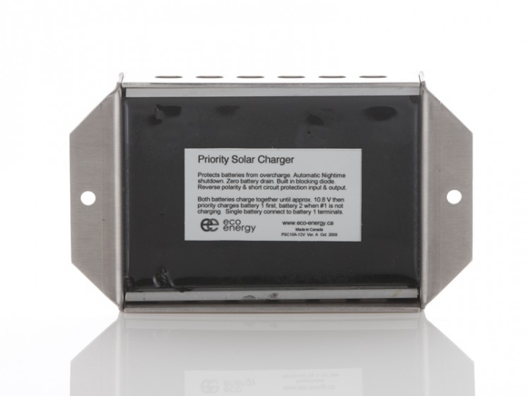 Sunsport S10d 10a 12v Dual Battery Solar Charge