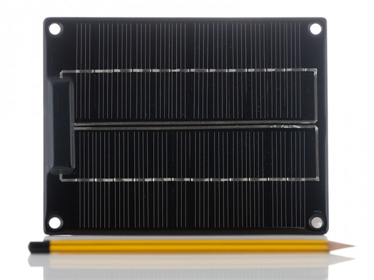 Low Voltage Solar Panel 1 4w 4 5 Or 9v Select Solar The